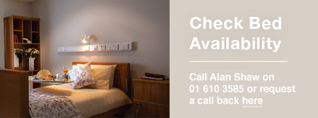 Check bed availability